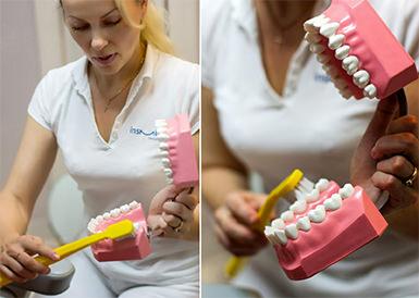 пластины для отбеливания зубов